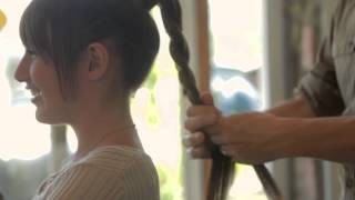 Disney Fairies - Fawn Hairstyling Tutorial with Ken Paves
