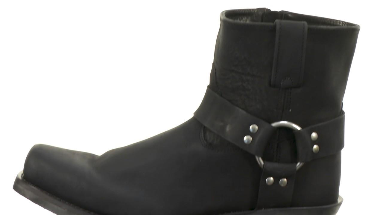 Old West Boots Short Harness Boot SKU:8946275