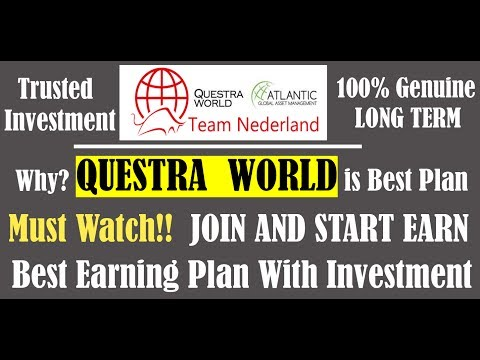 Questra World #1 Full Explain About Questra World With Big Earning Skill Hindi