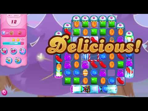 Download Candy Crush Saga Level 9981 NO BOOSTERS