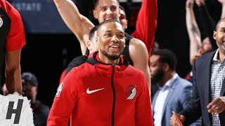 Sacramento Kings vs Portland Trail Blazers - Full Highlights | April 10, 2019 | 2018-19 NBA Season