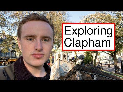 Exploring Clapham