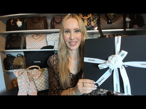 Chanel Classic Flap Unboxing....Bad Leo Lion LV