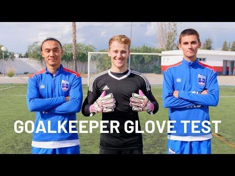 Testing My Goalkeeper Gloves (New Glove Sponsor!!) | Keeping Goals S3Ep10