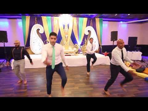 Grooms Sangeet Dance | Munda like me | Ole...