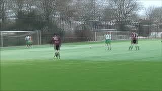 FC Dalfsen JO17 1   asvDronten JO17 1