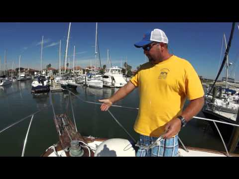 Anchor Ball can save a Back ! FS video fishing tip of the week    Jacksonville Fishing Trips