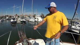 Anchor Ball can save a Back ! FS video fishing tip of the week  | Jacksonville Fishing Trips