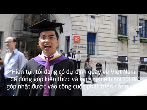 LSE interview after graduation (with sub)
