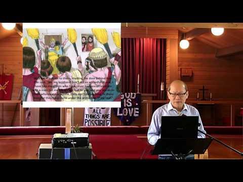 May 8 2016 Mothers Day JEM Church Pastor Bernard Lee