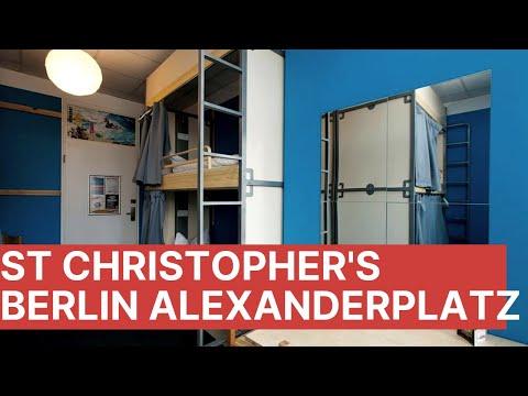 St Christopher S Berlin Alexanderplatz Youtube