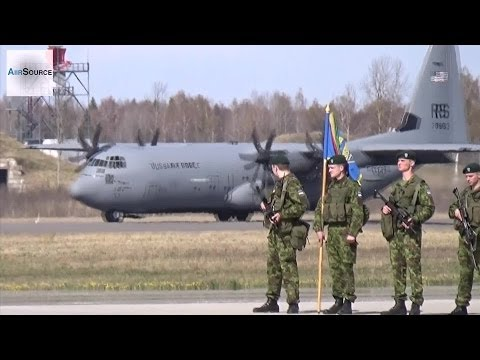 US Troops Land in Estonia for 'Unscheduled Exercise' on Russia's Doorstep