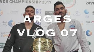 Gambar cover THE DAY I BECAME 2X WORLD PRO CHAMP | ArgesVLOG 07