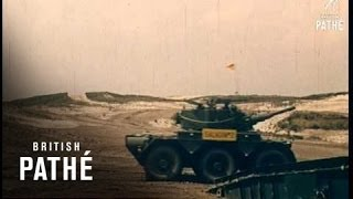 Tanks In Action (1961)