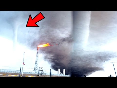 Thumbnail: 10 Terrifying Tornadoes Caught On Camera!