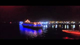 Freeports Nautical Mile Light Show