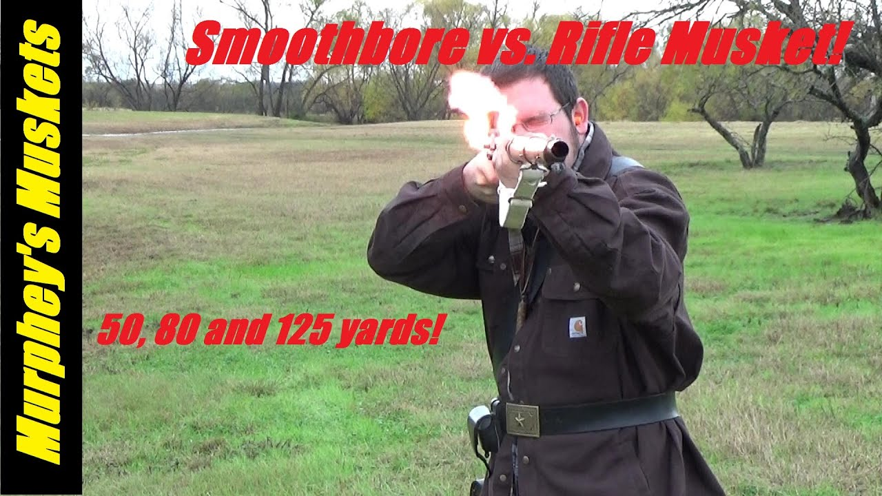 Download Smoothbore Musket vs. Rifle Musket Accuracy