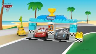 Piston Cup Race - LEGO DUPLO Cars - Product Animation
