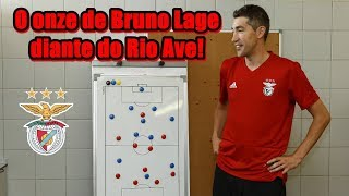 Benfica 2018-19 | O onze inicial de Bruno Lage contra o Rio Ave!