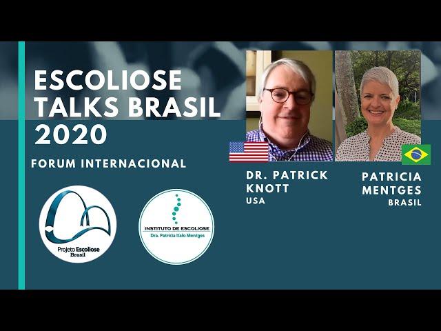 A tecnologia não radiológica para avaliação da escoliose Dr. Patrick Knott PhD