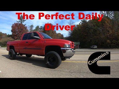 Trevor's 2002 Dodge Ram 2500 24v 5.9L Cummins: Truck Review