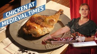 How Medieval Times Serves 1300 Chicken Dinners in 30 Minutes - How to Make It