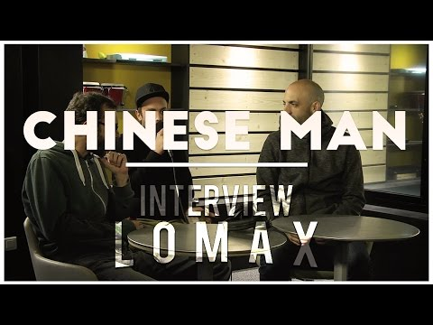 Chinese Man - Interview Lomax