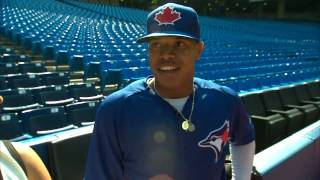 Stroman: I was never supposed to make it