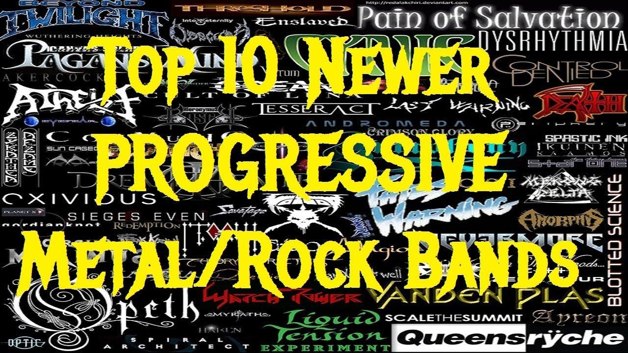 Progressive Rock Bands