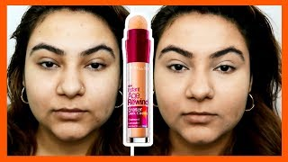 NEW!! INSTANT AGE REWIND Concealer review {Delhi fashion blogger}