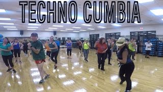 Zumba Techno Cumbia Remix by Selena (Cinco de Mayo)