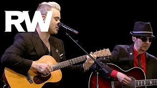 Robbie Williams | Motherfucker live in Moscow | LMEY Tour 2015