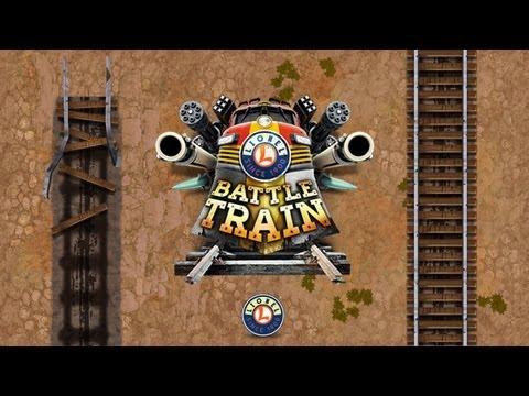 Lionel Battle Train - iPad 2/iPad Mini/New iPad - HD Gameplay Trailer