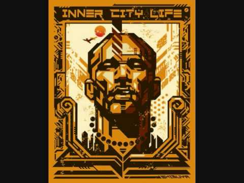 Inner City Life (Rabbit in the Moon Mix) - Goldie