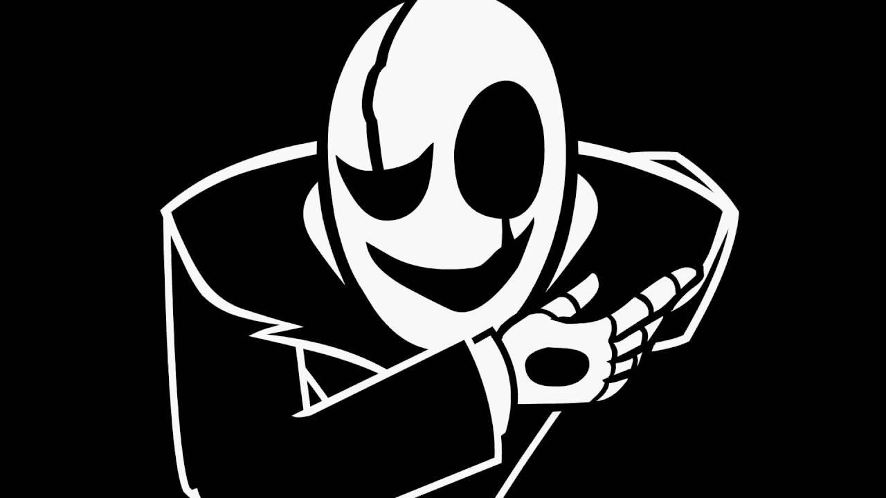 Undertale Animation - ♪ Ghost Fight (Napstablook's Theme)