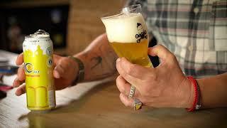 Kazah sör az esélytelenek nyugalmával