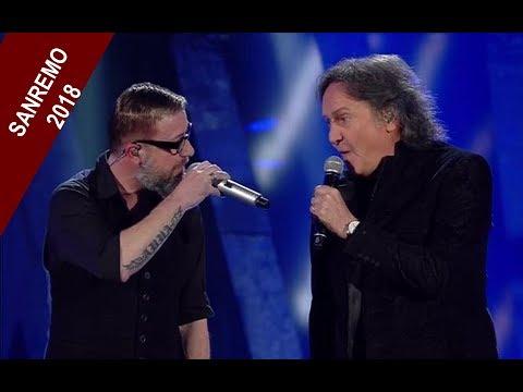 Red Canzian Marco Masini - Ognuno ha il suo racconto (Sanremo 2018)