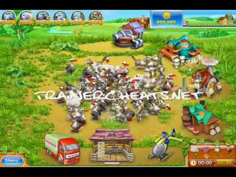 Farm frenzy 3 ice age free online games
