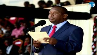Nairobi Governor Mike Sonko's speech at the Jamhuri Day celebrations