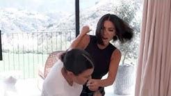 Kim and Kourtney Kardashian's PHYSICAL Fight in 'KUWTK' Trailer