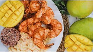 Garlic Butter Shrimp - Boiling Crab the Whole Shabang