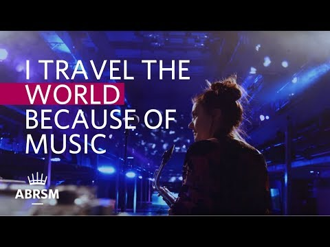 I travel the world because of music   Cat's story