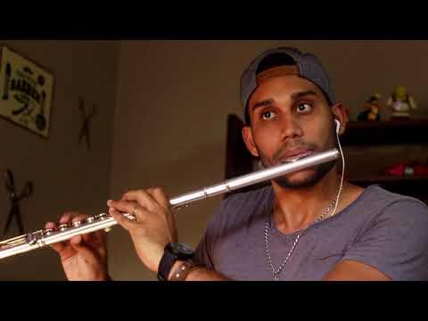 Dragon Ball Gt Theme (Flute version by Leonardo Costa)
