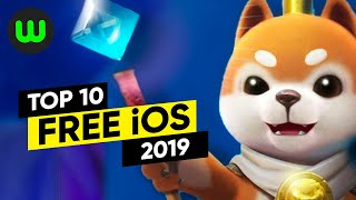 10 Best FREE iPhone and iPad Games of 2019