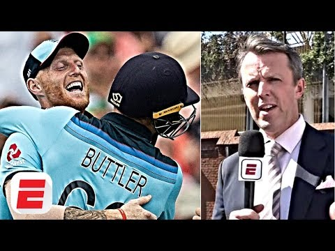 Ben Stokes' catch is the greatest I have ever seen in the flesh - Graeme Swann | Cricket World Cup