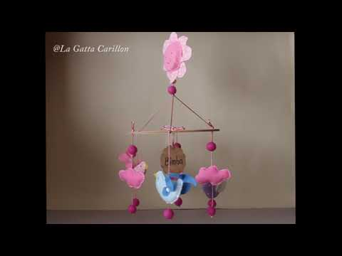 CARILLON PER CULLA UCCELLINI, carillon bimba (melodia: Minuetto)