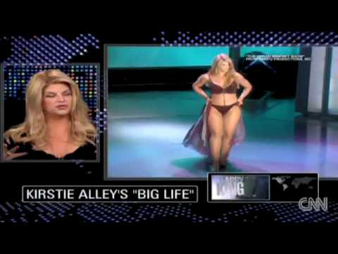 Kirstie Alley discusses her 2006 appearance on