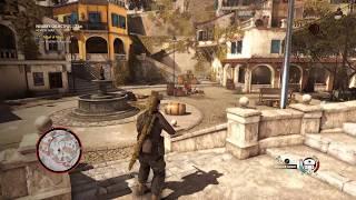 Sniper Elite 4 - PC Gameplay - Max Settings 4K 60FPS