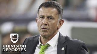 Todos los números de Juan Carlos Osorio, el único técnico invicto del Hexagonal