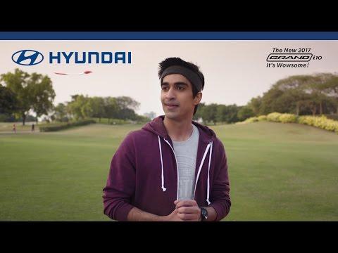 Hyundai | New 2017 Grand i10 | It's Wowsome | Boomerang